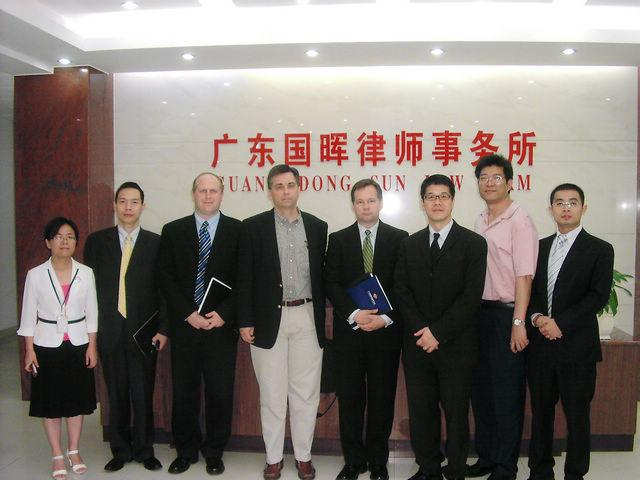 美国John Bean Technologies Corporation来访
